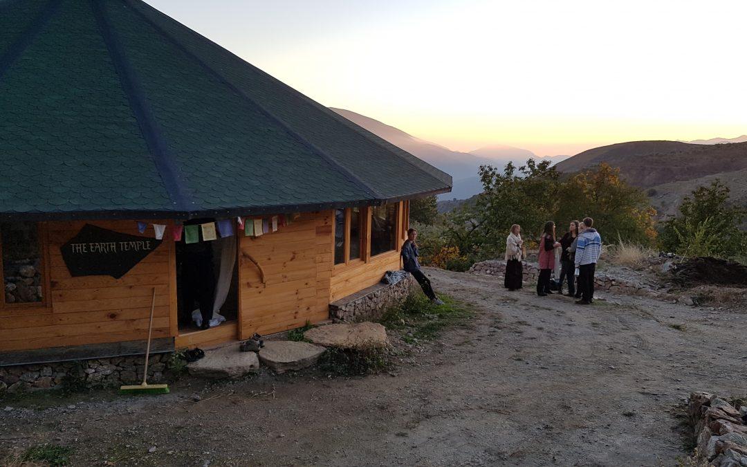Meditation & Plant Healing Retreat, Earth Temple, Hidden Paradise, Spain