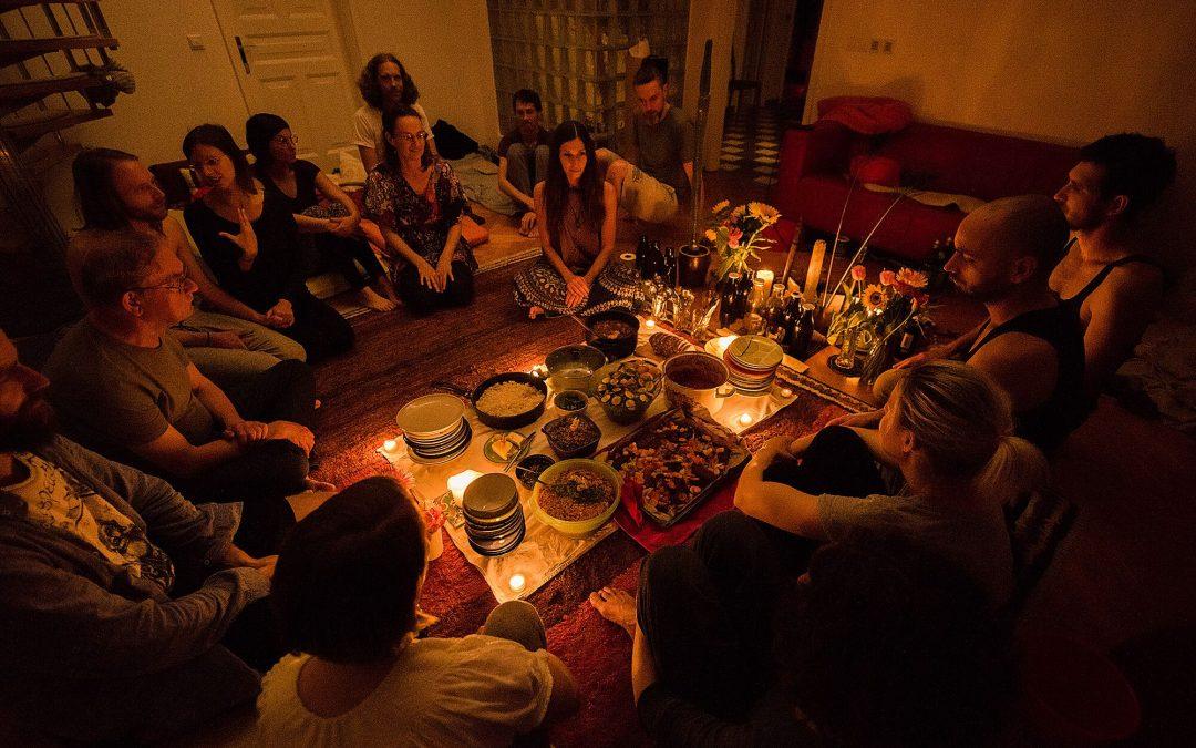 Meditation & Plant Healing (Mapacho) Retreat, Germany
