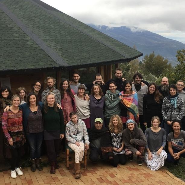 Meditation & Plant Healing (Mapacho) Retreat, Hidden Paradise Spain